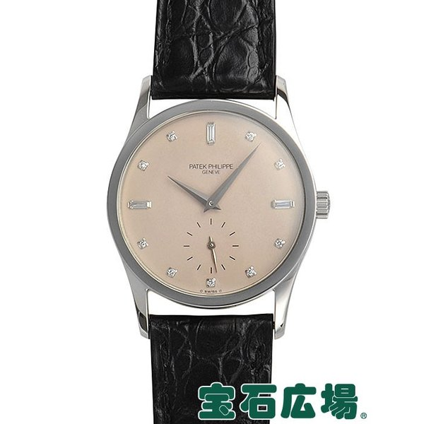 outlet store 78dc2 5d697 パテック・フィリップ カラトラバ 3796 中古 メンズ 腕時計