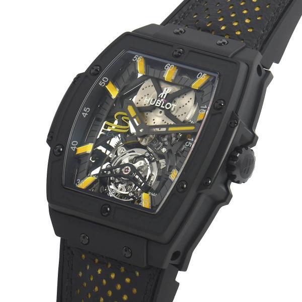 ウブロ マスターピース MP−06 セナ オールブラック 世界限定41本 906.ND.0129.VR.AES12 中古 メンズ 腕時計 houseki-h 02