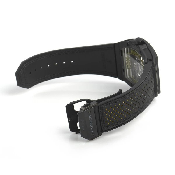 ウブロ マスターピース MP−06 セナ オールブラック 世界限定41本 906.ND.0129.VR.AES12 中古 メンズ 腕時計 houseki-h 04