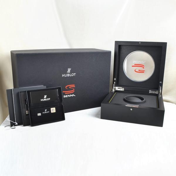 ウブロ マスターピース MP−06 セナ オールブラック 世界限定41本 906.ND.0129.VR.AES12 中古 メンズ 腕時計 houseki-h 07