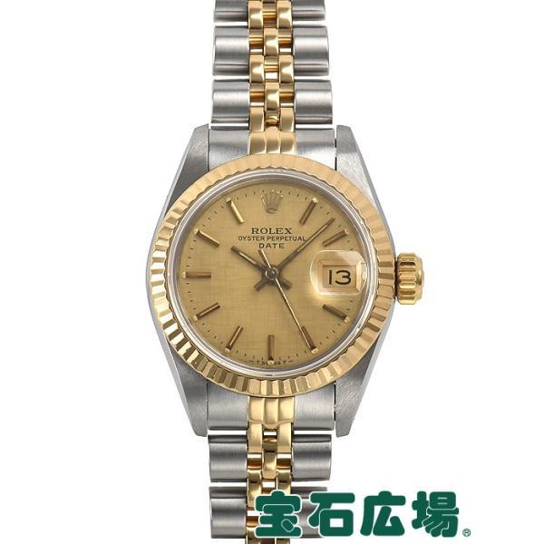 brand new 7983e 9590f ロレックス ROLEX デイトジャスト 69173 中古 レディース 腕時計
