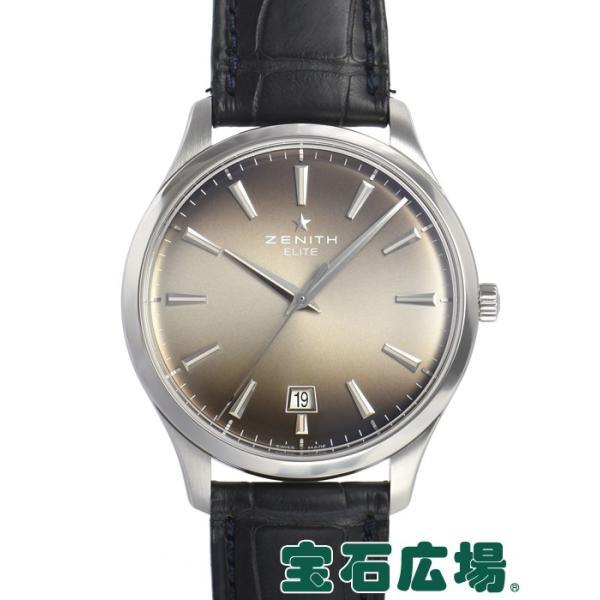 quality design 7327a 00653 ゼニス ZENITH キャプテンエリート セントラルセコンド 03.2020.670/22.C498 中古 メンズ 腕時計