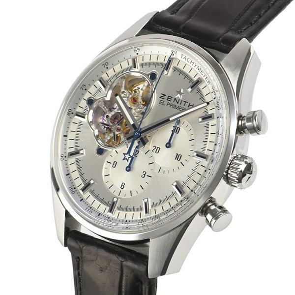 ゼニス ZENITH エルプリメロ クロノマスター1969 03.2040.4061/01.C494 中古  メンズ 腕時計|houseki-h|02