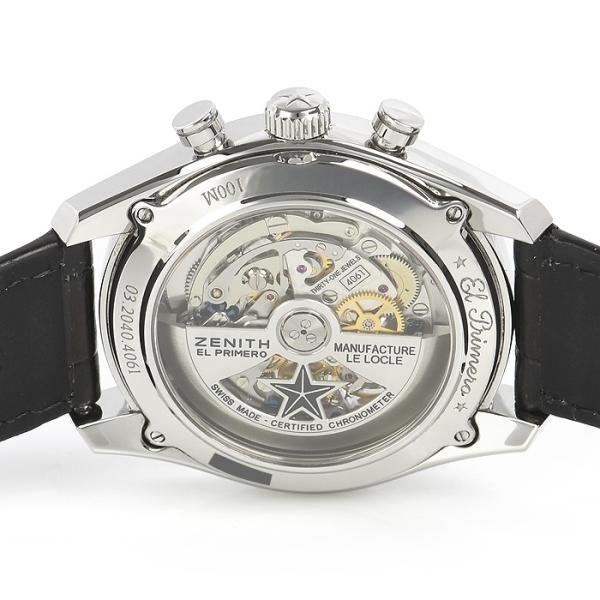ゼニス ZENITH エルプリメロ クロノマスター1969 03.2040.4061/01.C494 中古  メンズ 腕時計|houseki-h|04