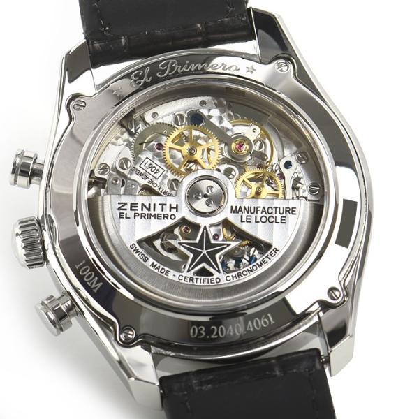 ゼニス ZENITH エルプリメロ クロノマスター1969 03.2040.4061/01.C494 中古  メンズ 腕時計|houseki-h|06