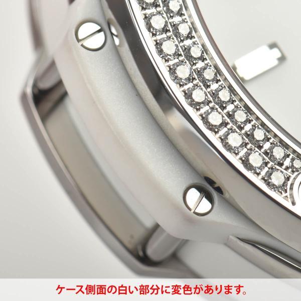 ウブロ HUBLOT ビッグバン38 スティール パヴェ 361.SE.2010.RW.1704 中古 ユニセックス 腕時計|houseki-h|07