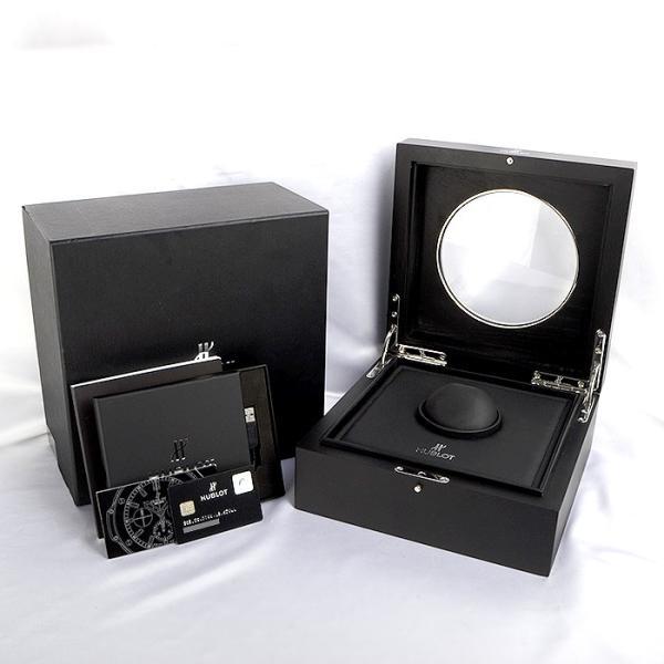 ウブロ HUBLOT クラシックフュージョン トゥールビヨン ブラックスカル 世界限定50本 505.UC.0140.LR.SKULL 中古  メンズ 腕時計|houseki-h|07