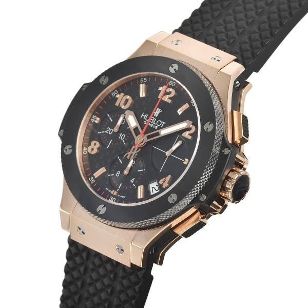 ウブロ HUBLOT ビッグバン 341.PB.131.RX 中古 メンズ 腕時計|houseki-h|02