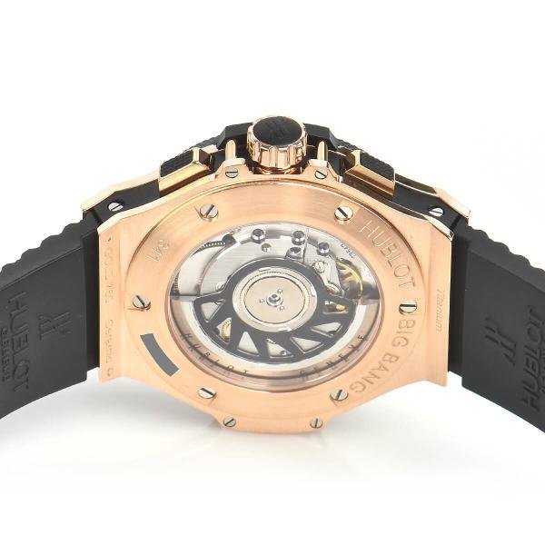 ウブロ HUBLOT ビッグバン 341.PB.131.RX 中古 メンズ 腕時計|houseki-h|04