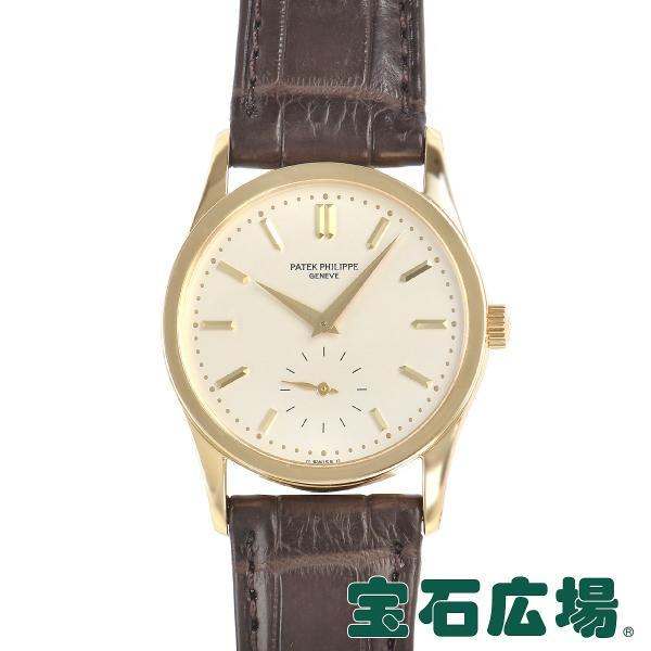 パテックフィリップ PATEK PHILIPPE カラトラバ 3796 中古 メンズ 腕時計 houseki-h