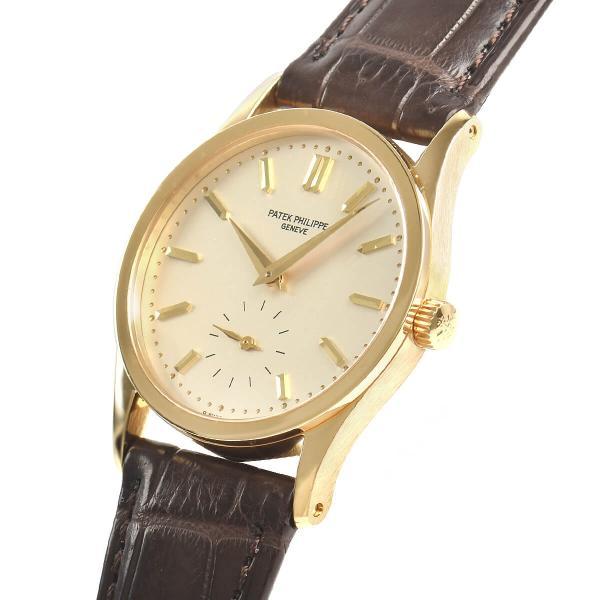 パテックフィリップ PATEK PHILIPPE カラトラバ 3796 中古 メンズ 腕時計 houseki-h 02