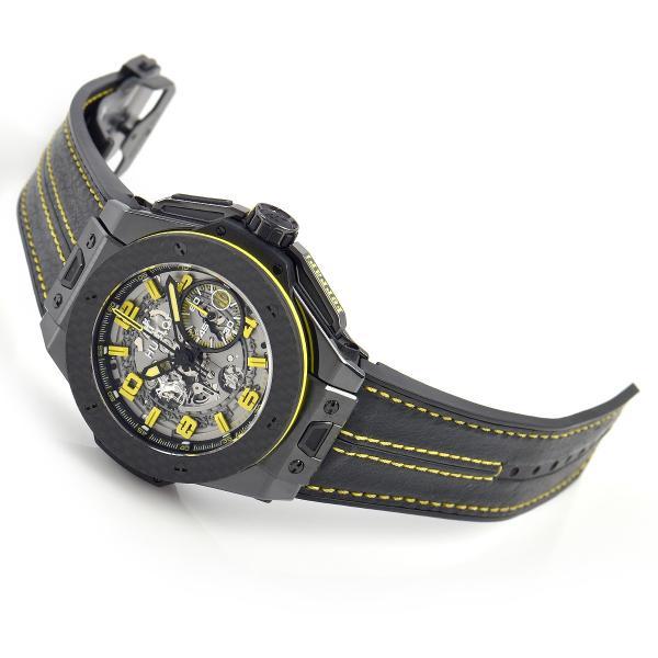 ウブロ HUBLOT ビッグバン フェラーリ セラミック 世界限定1000本 401.CQ.0129.VR 中古 メンズ 腕時計|houseki-h|03