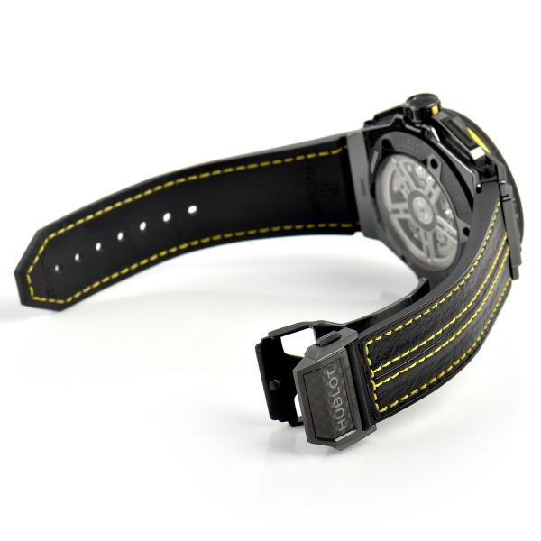 ウブロ HUBLOT ビッグバン フェラーリ セラミック 世界限定1000本 401.CQ.0129.VR 中古 メンズ 腕時計|houseki-h|05
