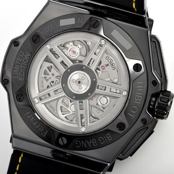 ウブロ HUBLOT ビッグバン フェラーリ セラミック 世界限定1000本 401.CQ.0129.VR 中古 メンズ 腕時計|houseki-h|06