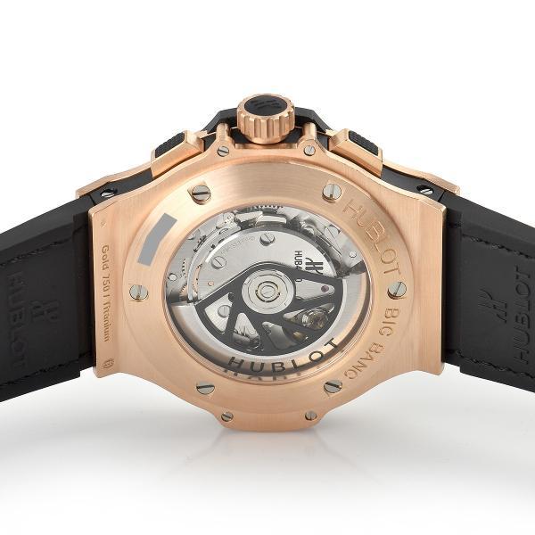ウブロ HUBLOT ビッグバン アエロバン 311.PX.1180.GR 中古 メンズ 腕時計|houseki-h|04