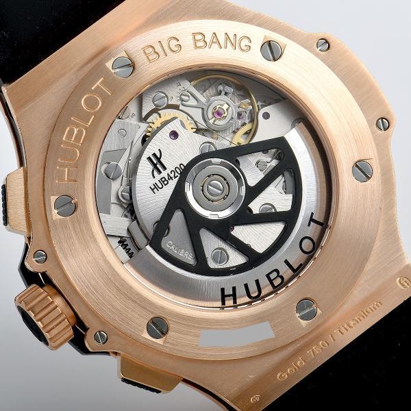 ウブロ HUBLOT ビッグバン アエロバン 311.PX.1180.GR 中古 メンズ 腕時計|houseki-h|06