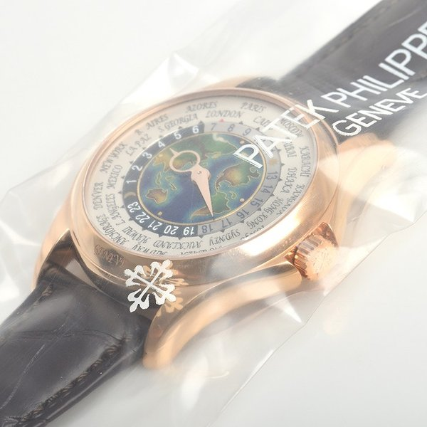 パテックフィリップ PATEK PHILIPPE ワールドタイム 5131R-011 中古 未使用品 メンズ 腕時計|houseki-h|02