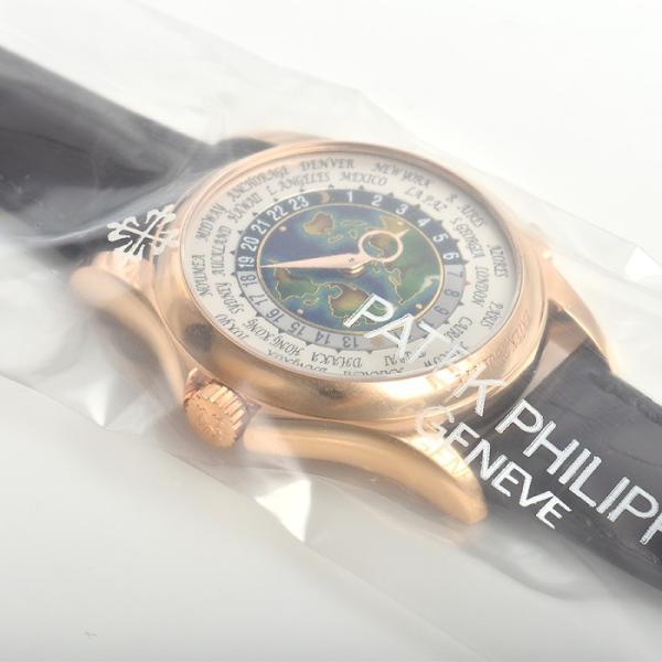 パテックフィリップ PATEK PHILIPPE ワールドタイム 5131R-011 中古 未使用品 メンズ 腕時計|houseki-h|03