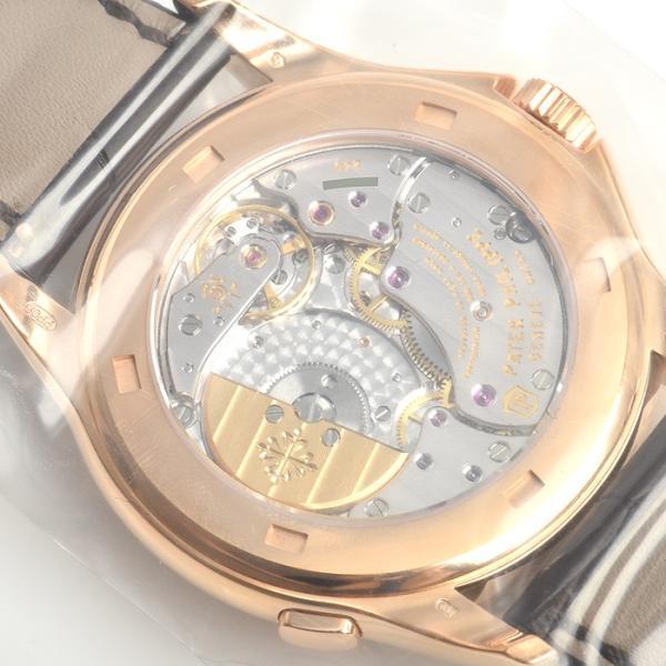 パテックフィリップ PATEK PHILIPPE ワールドタイム 5131R-011 中古 未使用品 メンズ 腕時計|houseki-h|04