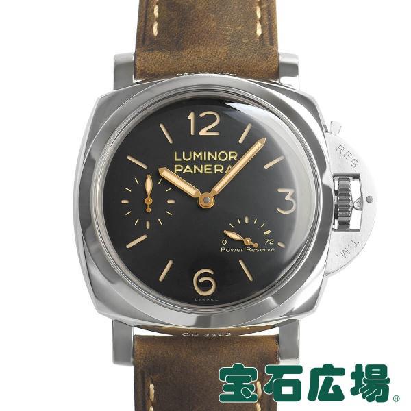パネライ PANERAI ルミノールパワーリザーブ1950 3デイズ 47mm PAM00423 中古 メンズ 腕時計 houseki-h