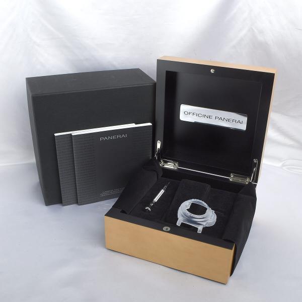 パネライ PANERAI ルミノールパワーリザーブ1950 3デイズ 47mm PAM00423 中古 メンズ 腕時計 houseki-h 07