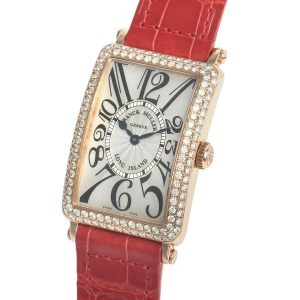 フランクミュラー FRANCK MULLER ロングアイランド 950QZD 中古 レディース 腕時計|houseki-h|02
