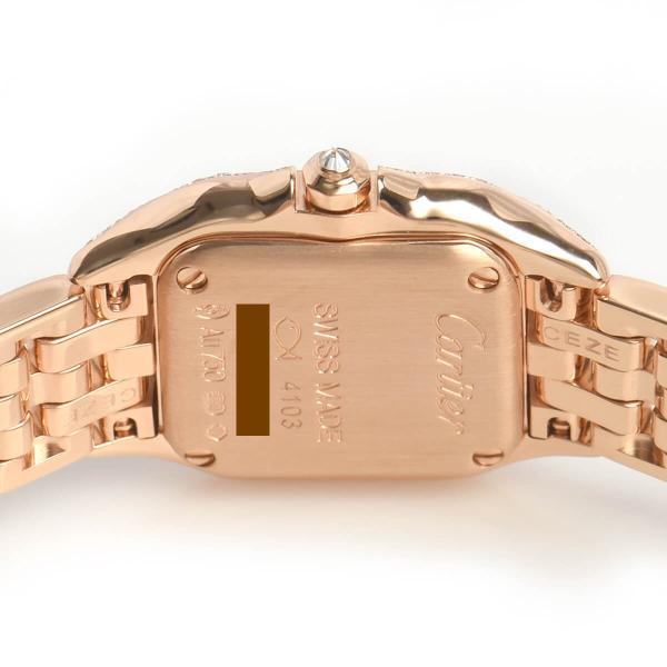 カルティエ CARTIER パンテール ドゥ カルティエ WJPN0020 新品 レディース 腕時計|houseki-h|04