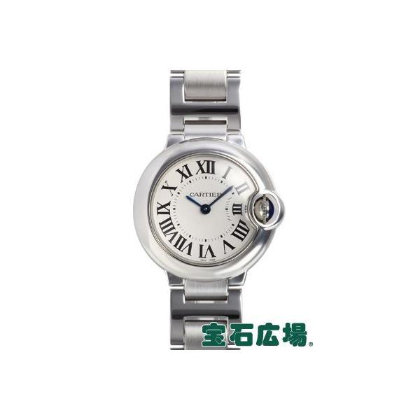カルティエ バロンブルー 28mm W69010Z4 新品 腕時計 レディース