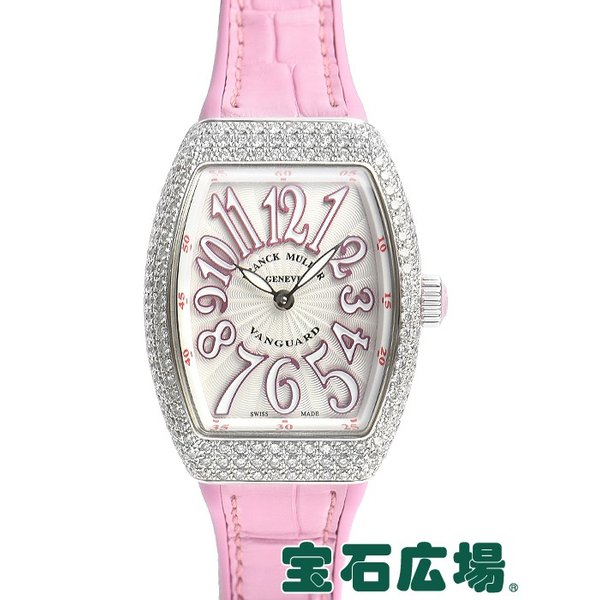 フランク・ミュラー FRANCK MULLER ヴァンガード V29QZD AC RS 新品  レディース 腕時計