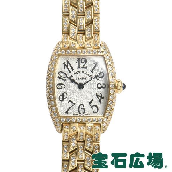 フランクミュラー FRANCK MULLER トノウカーベックス インターミディエ 2251QZD 新品 レディース 腕時計|houseki-h