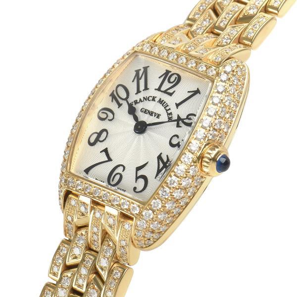 フランクミュラー FRANCK MULLER トノウカーベックス インターミディエ 2251QZD 新品 レディース 腕時計|houseki-h|02
