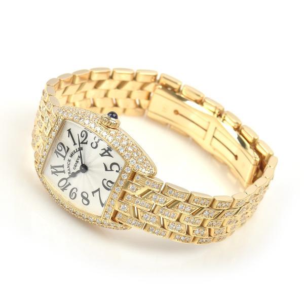 フランクミュラー FRANCK MULLER トノウカーベックス インターミディエ 2251QZD 新品 レディース 腕時計|houseki-h|03