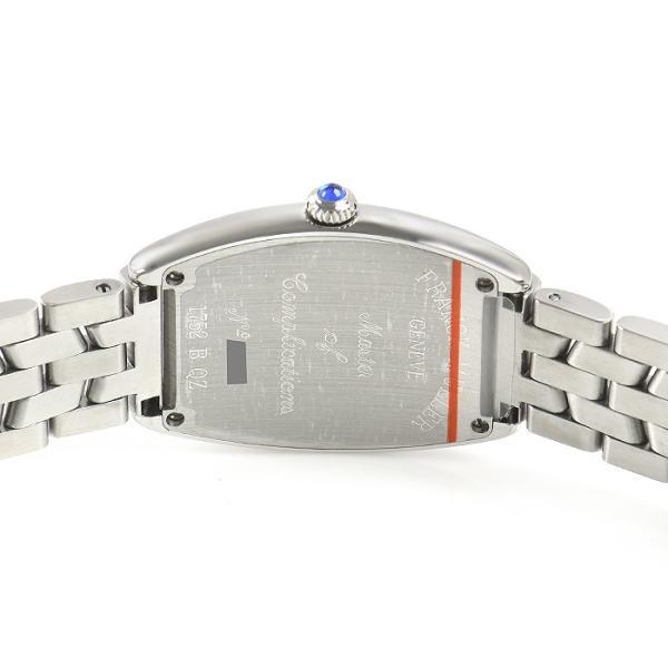 フランク・ミュラー FRANCK MULLER トノウカーベックス 1752QZ 新品  レディース 腕時計
