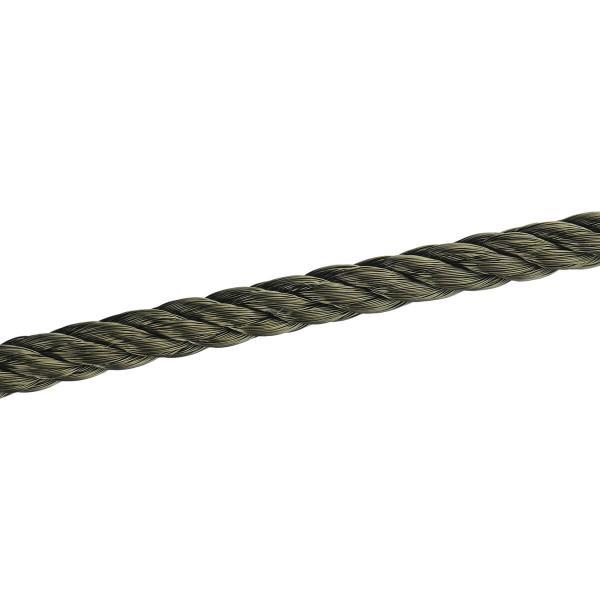 フレッド フォース10 カーキ スティール ケーブル(LM) 14 6B0194 新品 ジュエリー