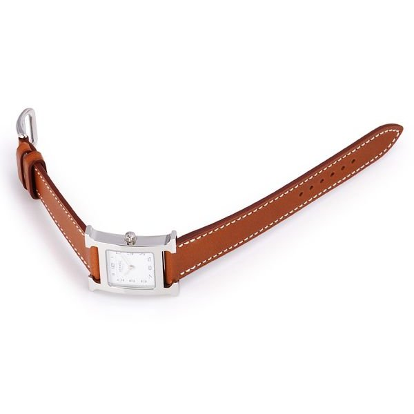 エルメス Hウォッチ HH1.210.131/VBA 新品 腕時計 レディース