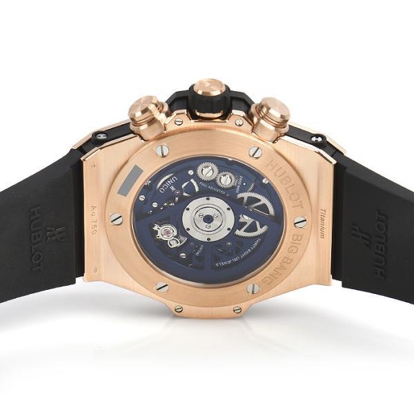 ウブロ HUBLOT ビッグバン ウニコ キングゴールド ブルー 411.OX.5189.RX 新品  メンズ 腕時計|houseki-h|05