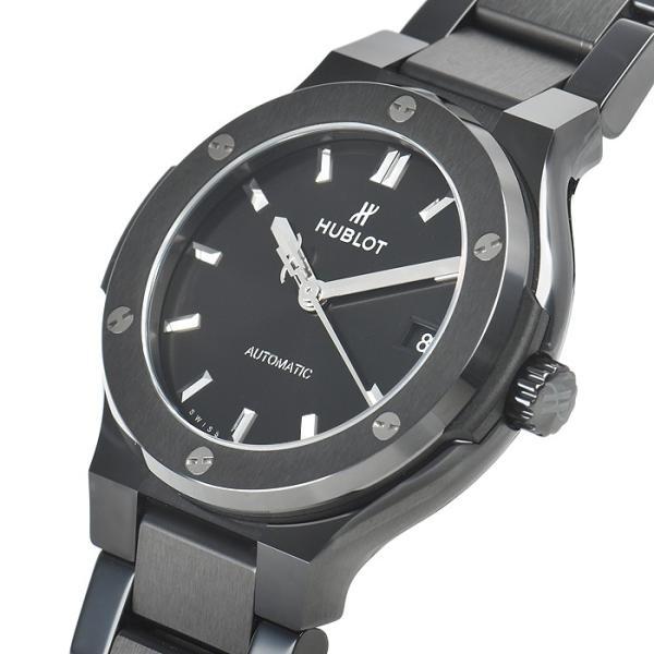 ウブロ HUBLOT クラシックフュージョン ブラックマジック 568.CM.1470.CM 新品 レディース 腕時計|houseki-h|02