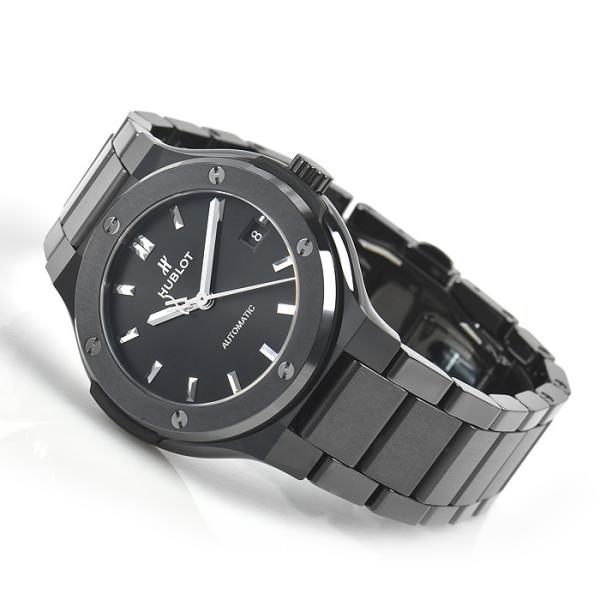 ウブロ HUBLOT クラシックフュージョン ブラックマジック 568.CM.1470.CM 新品 レディース 腕時計|houseki-h|03