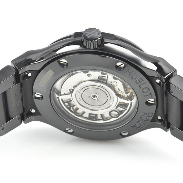 ウブロ HUBLOT クラシックフュージョン ブラックマジック 568.CM.1470.CM 新品 レディース 腕時計|houseki-h|04