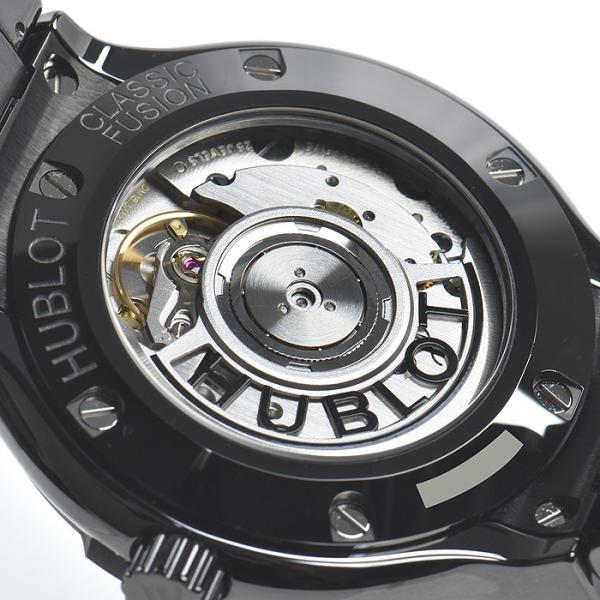 ウブロ HUBLOT クラシックフュージョン ブラックマジック 568.CM.1470.CM 新品 レディース 腕時計|houseki-h|06