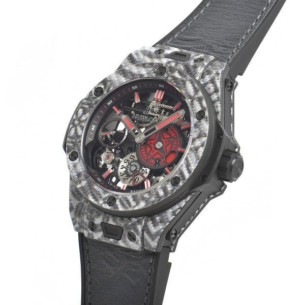 ウブロ HUBLOT ビッグバン メカー10 シェパード フェアリーグレー 世界限定100本 414.YF.1137.VR.SHF18 新品 メンズ 腕時計|houseki-h|02
