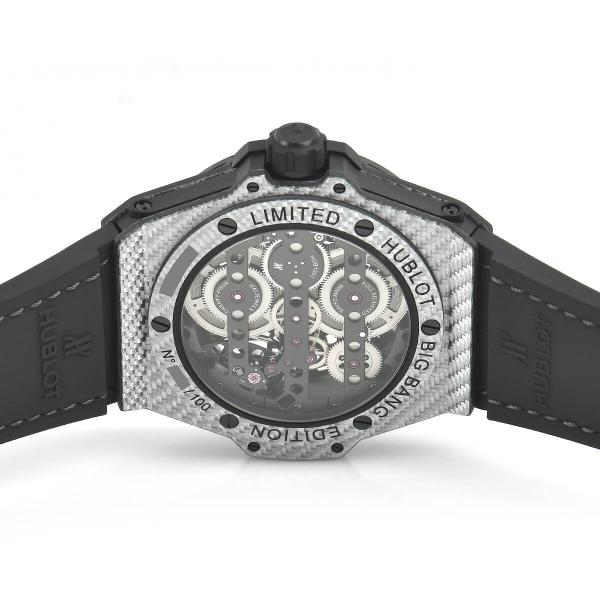 ウブロ HUBLOT ビッグバン メカー10 シェパード フェアリーグレー 世界限定100本 414.YF.1137.VR.SHF18 新品 メンズ 腕時計|houseki-h|04