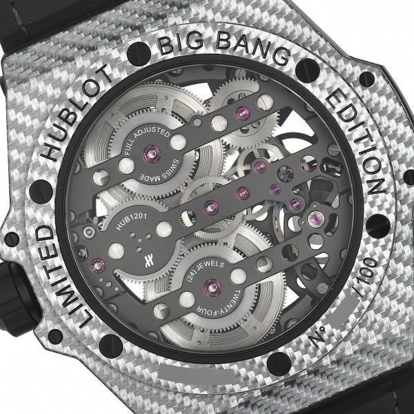 ウブロ HUBLOT ビッグバン メカー10 シェパード フェアリーグレー 世界限定100本 414.YF.1137.VR.SHF18 新品 メンズ 腕時計|houseki-h|06