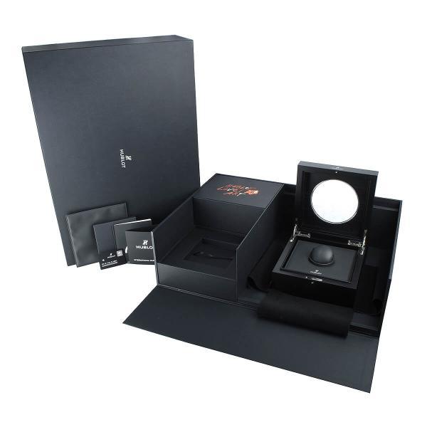 ウブロ HUBLOT ビッグバン メカー10 シェパード フェアリーグレー 世界限定100本 414.YF.1137.VR.SHF18 新品 メンズ 腕時計|houseki-h|07