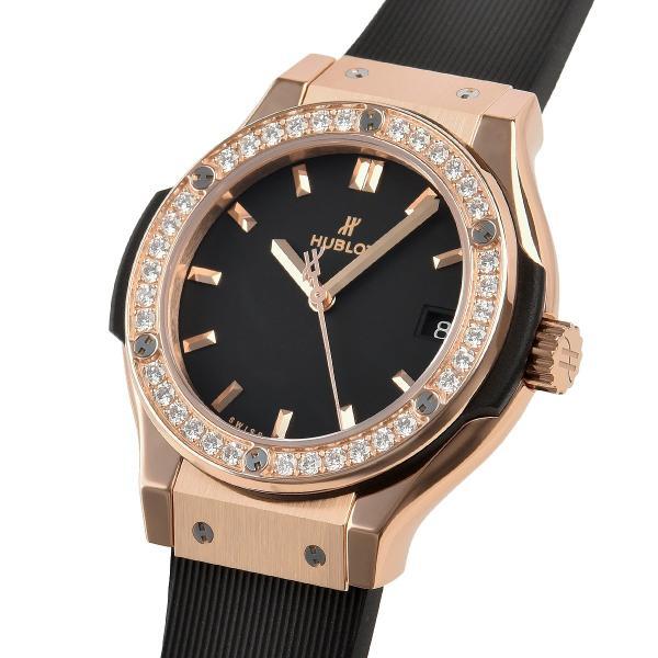 ウブロ HUBLOT クラシックフュージョン キングゴールドダイヤモンド 581.OX.1181.RX.1104 新品 レディース 腕時計|houseki-h|02