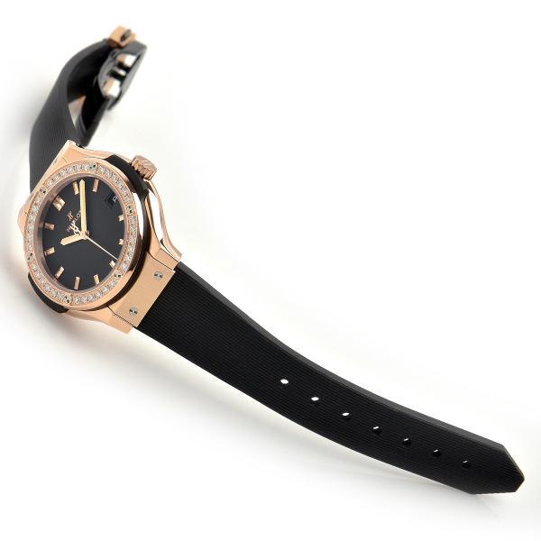 ウブロ HUBLOT クラシックフュージョン キングゴールドダイヤモンド 581.OX.1181.RX.1104 新品 レディース 腕時計|houseki-h|03