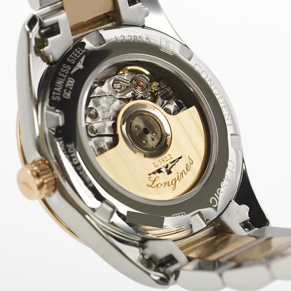 ロンジン LONGINES コンクエスト クラシック L2.285.5.58.7 新品  レディース 腕時計
