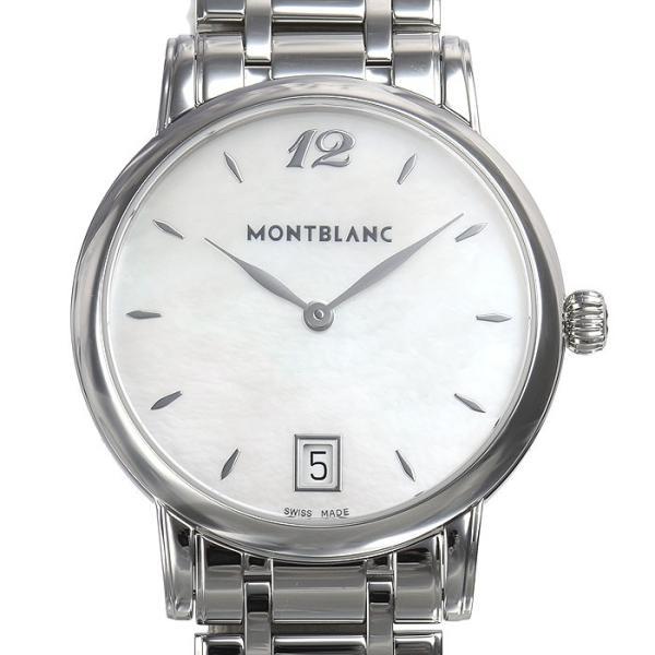 モンブラン スタークラシックレディ 108764 新品 レディース 腕時計