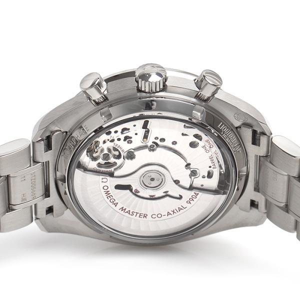 オメガ OMEGA スピードマスター ムーンフェイズ コーアクシャル マスタークロノメーター 304.30.44.52.01.001 新品 メンズ 腕時計|houseki-h|04