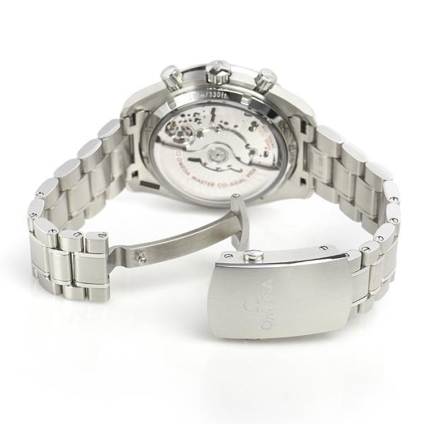 オメガ OMEGA スピードマスター ムーンフェイズ コーアクシャル マスタークロノメーター 304.30.44.52.01.001 新品 メンズ 腕時計|houseki-h|05